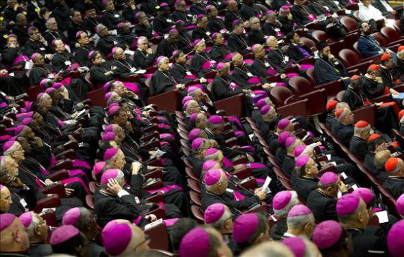 sinodo obispos católicos