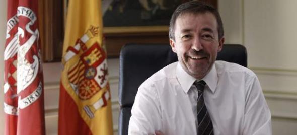 Carrillo rector Complutense 2014