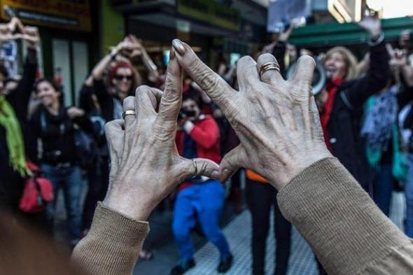 protesta aborto Chile