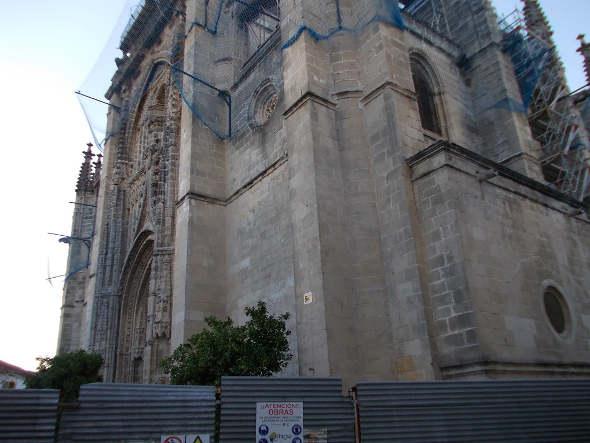 iglesia Santiago Jerez