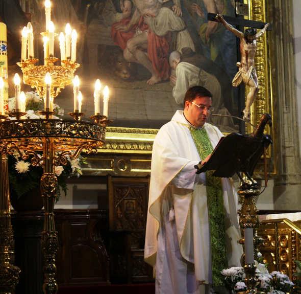 Misa franquista 18 julio 2014 Jerónimos