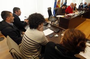 Concejales PSOE Burela Lugo