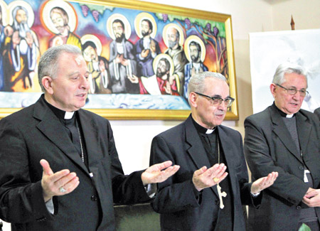 obipos investigan abusos obispo Paraguay