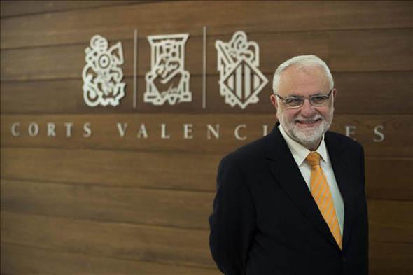 Juan Cotino presidente de Les Corts Valencia