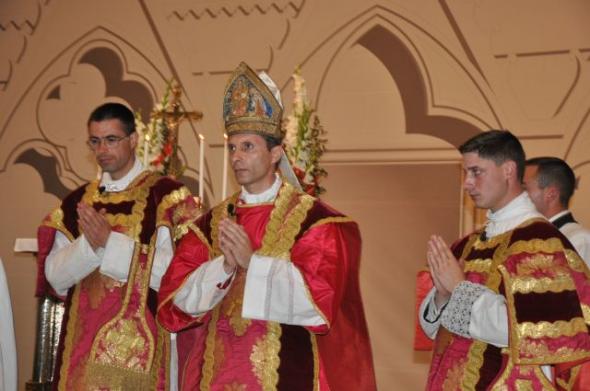 Nicolás Brouwet obispo Lourdes