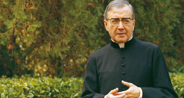 Fundador Opus Escrivá de Balaguer