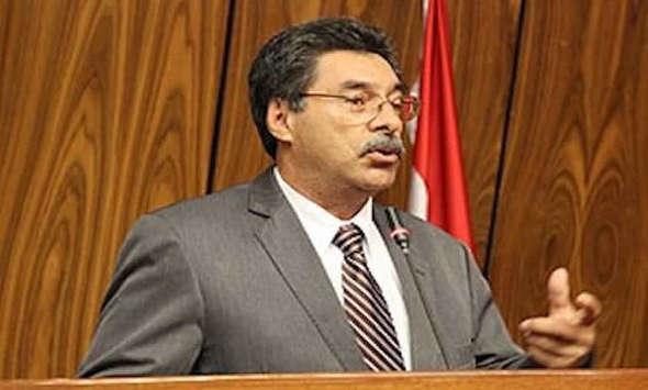 Morel diputado Paraguay