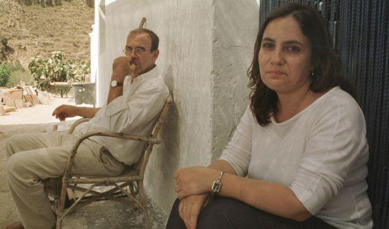 Resurrección Galera catequista despedida Almería