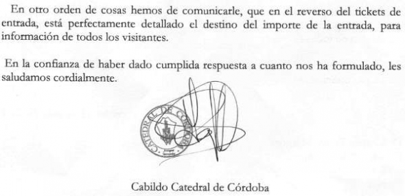 Carta Catedral 2014b