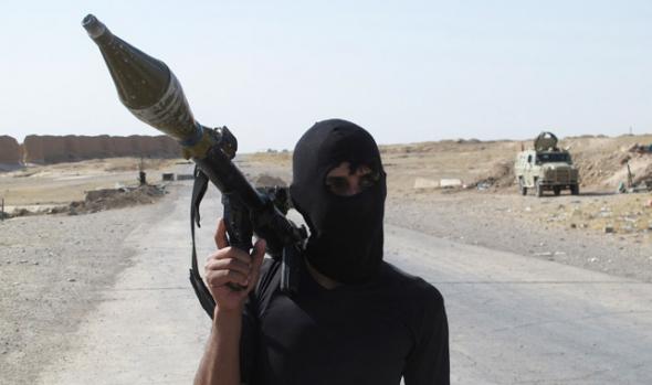 miliciano Irak 2014