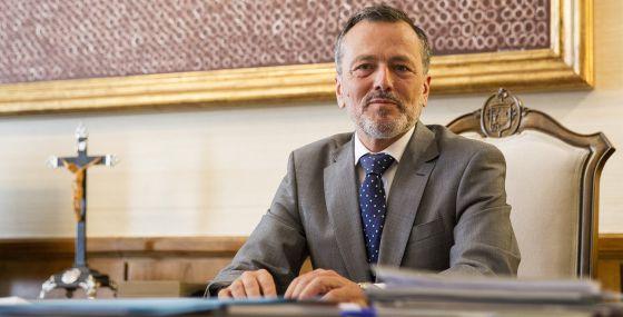 Agustín Hernández alcalde Santiago 2014