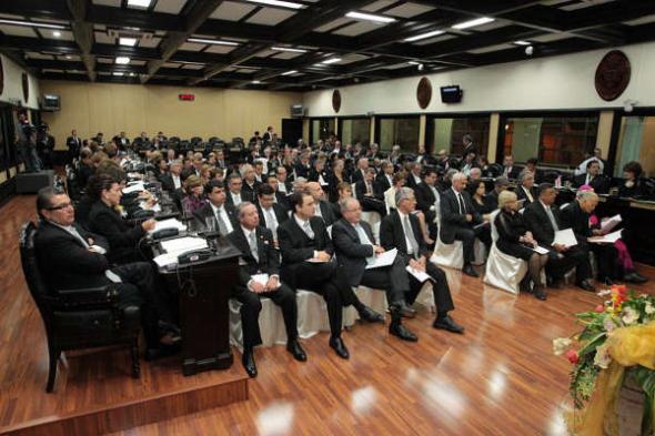 Informe Presidenta Costa Rica Congreso