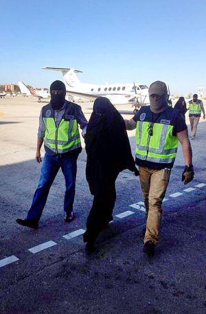yihadista Ceuta 2014