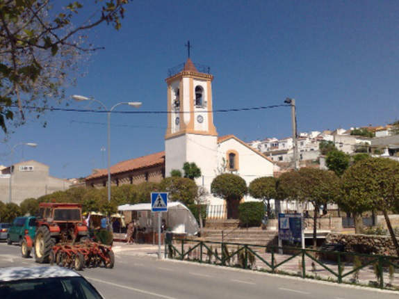 iglesia Ruidera misa
