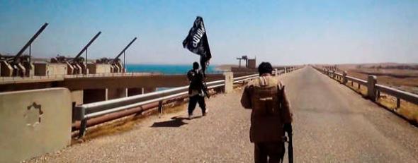 milicias califato IS Irak 2014