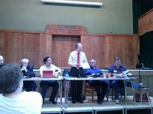 Congreso AILP Londres 2014