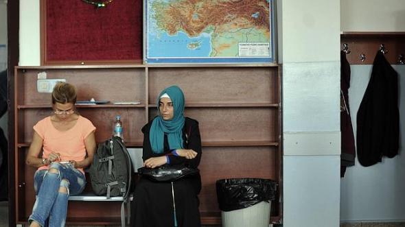 Colegio electoral Estambul 2014