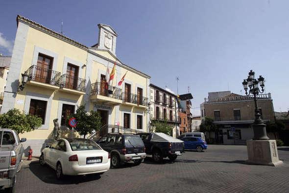 Ayuntamiento Navalcán en Toledo