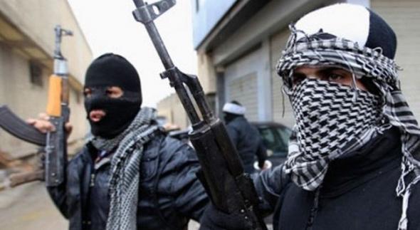 yihadistas a Siria e Irak 2014