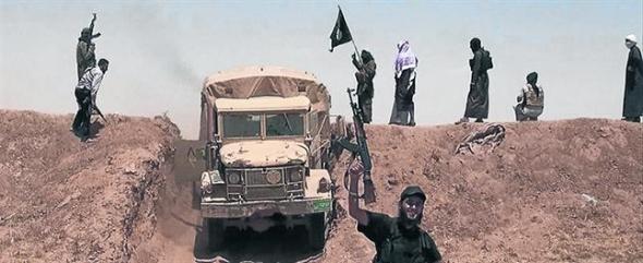 yihadista Irak 2014