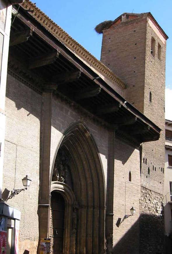 iglesia San Pedro Calatayud