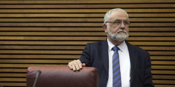 Juan Cotino presidente Cortres Valencianas