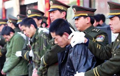 detenidos secta China