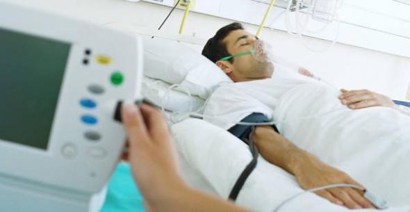 enfermo hospital