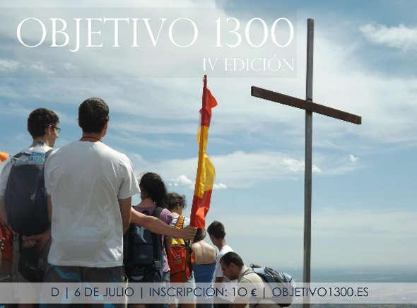 Objetivo 1300 cruces sierra Guadarrama 2014