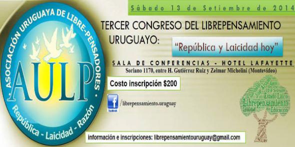III Congreso AULP Uruguay 2014