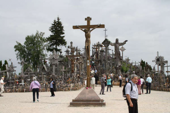 cruces monte Lituania