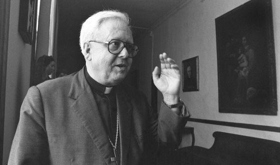 Obispo Ramón Echarren