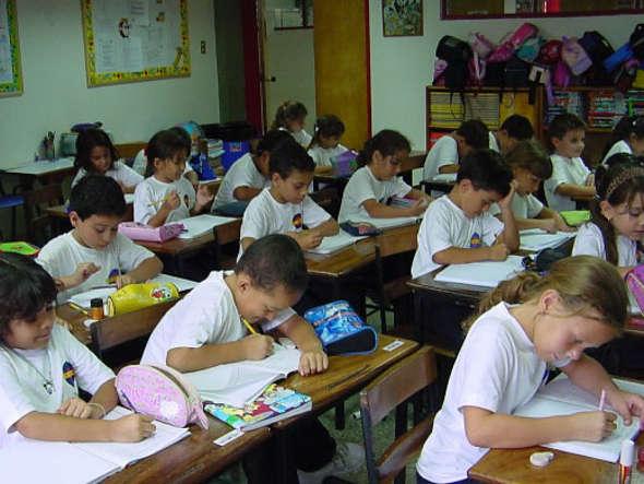 aula escolar en Costa Rica