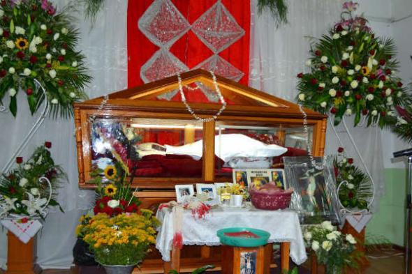 Preciosa sangre de Cristo en Secretaria Municipal de Finanzas de Chilapa