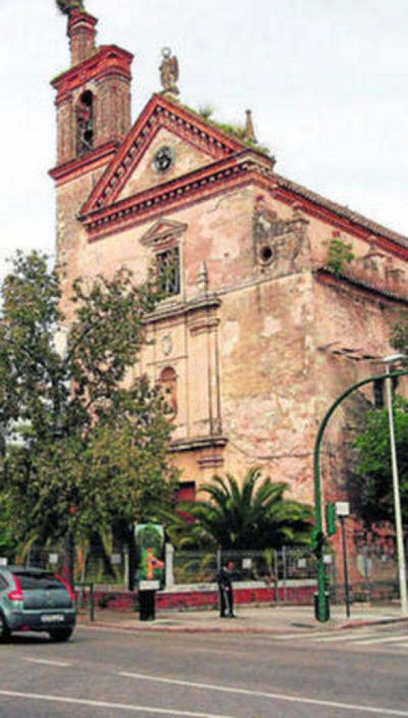 iglesia de Campo Madre de Dios Córdoba