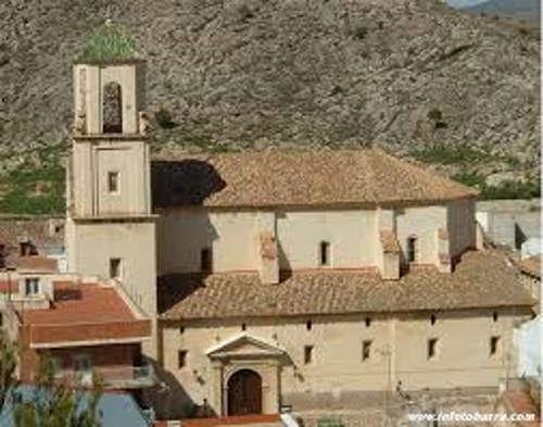 iglesia de Tobarra