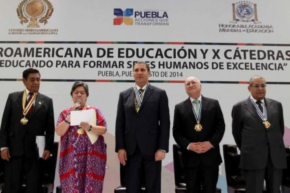 Puebla patrocina cumbre educación religiosa 2014