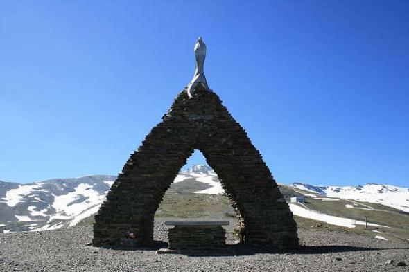 Virgen de las Nieves-Sierra_Nevada
