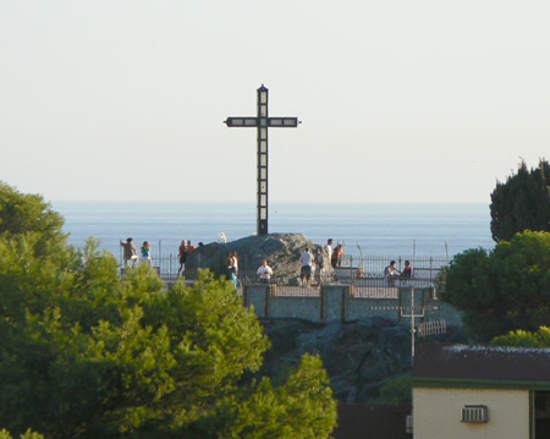cruz de Almunecar