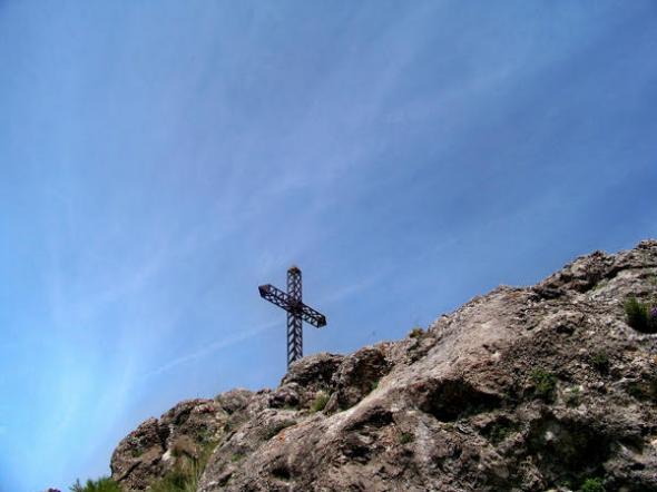 Cruz de Víznar