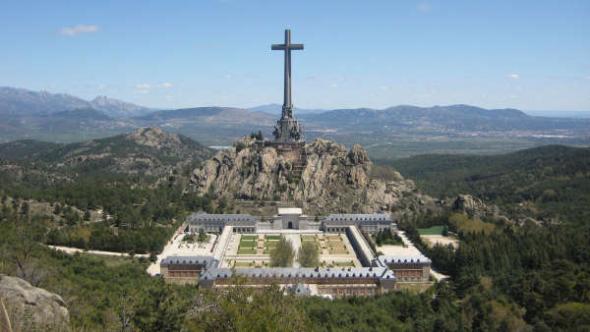 cruz Valle de los Caidos