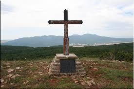 cruz Monte Cruz de Alda Álava