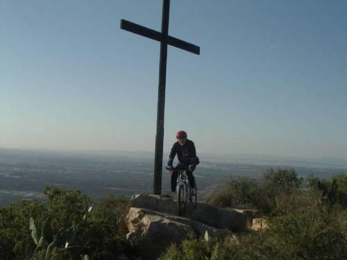 Cruz monte Picayo en Valencia