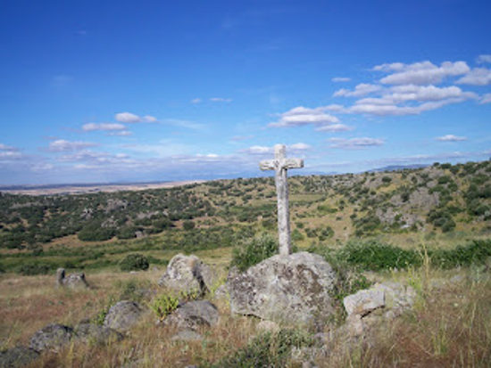 Cristo en Cardeñosa (Ávila)