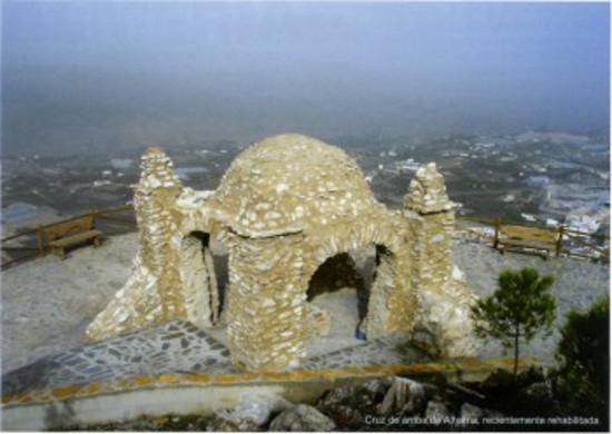 Cruz de Arriba de Alhama (Almería)