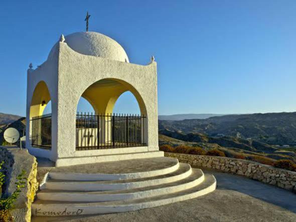 Ermita de la Cruz en Terque (Almería)