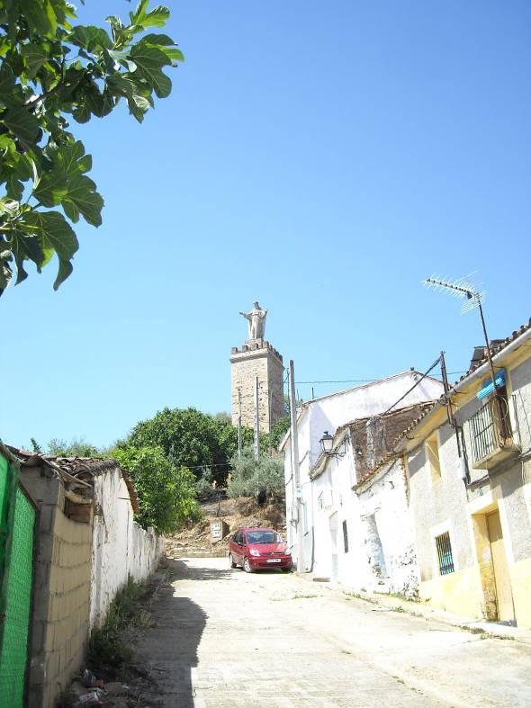 Sagrado Corazón de Jesús en La Codosera (Badajoz)