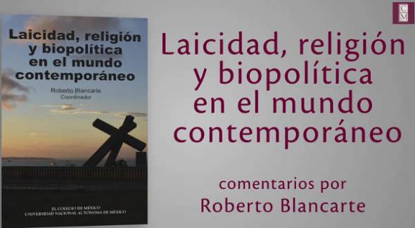 Laicidad religión y biopolítica
