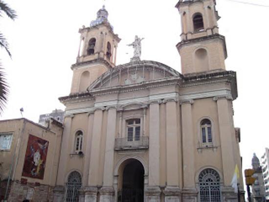 Iglesia de la Merced Córdoba