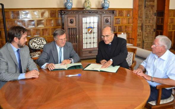 Convenio Diputación Toledo iglesia Torrijos 2014